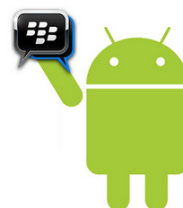 Playstore Blackberry