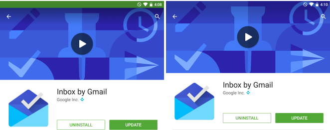 Play Store 5.4.10