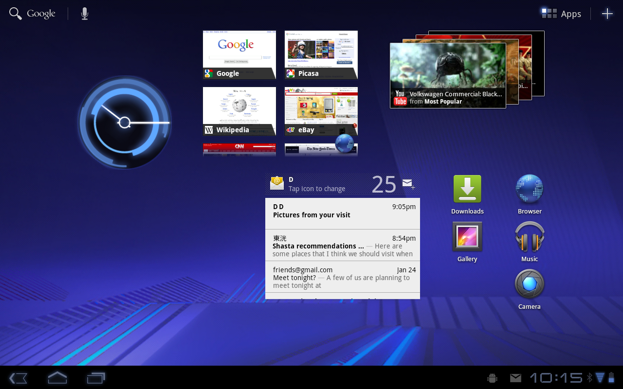 Android3.0