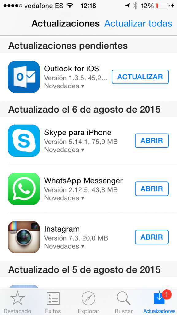 WhatsApp 2.12.5