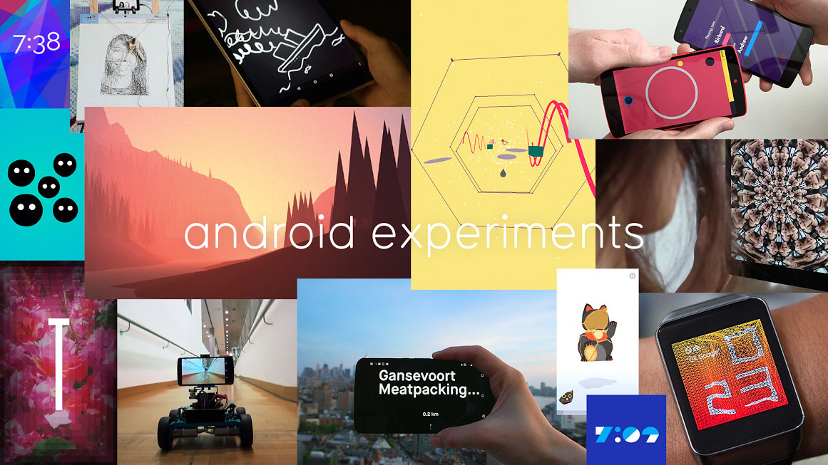 Android Experiments