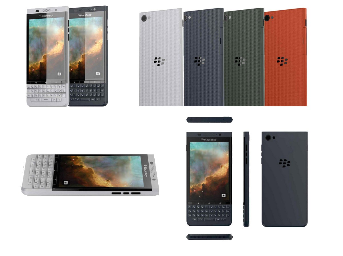 BlackBerry Viena