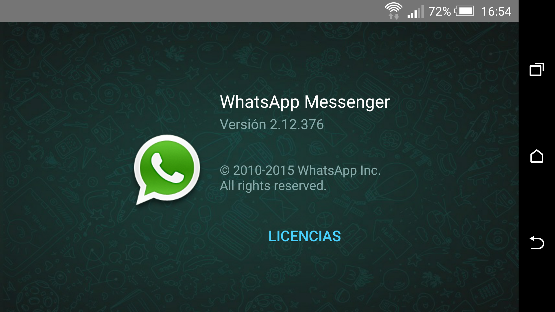 WhatsApp 2.12.376 APK