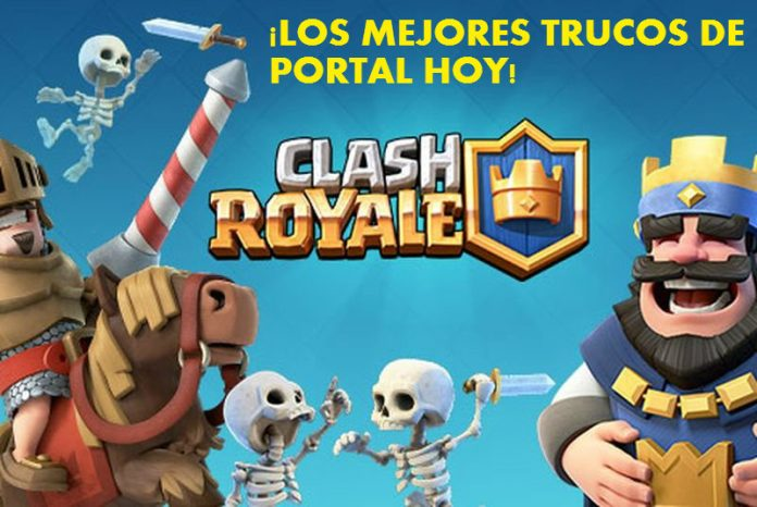 Clash Royale Portal Today