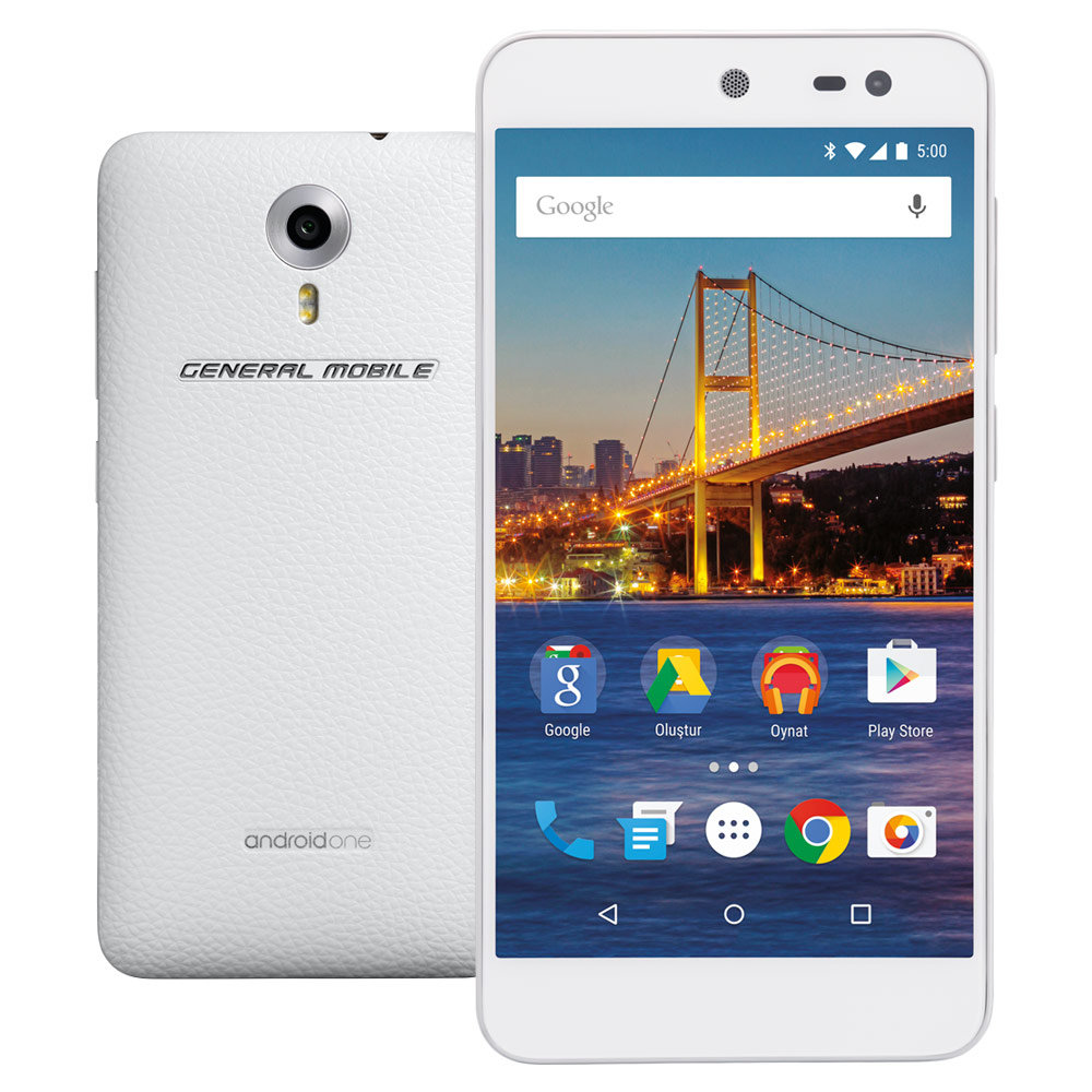 GM 5 PLUS android one