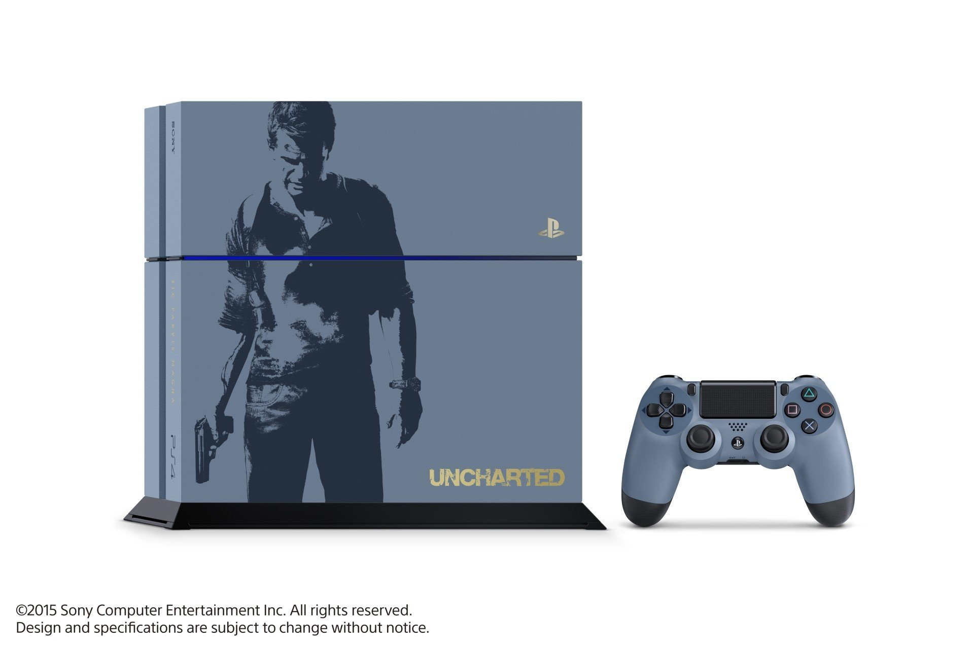 PlayStation 4 Edición Especial Uncharted 4