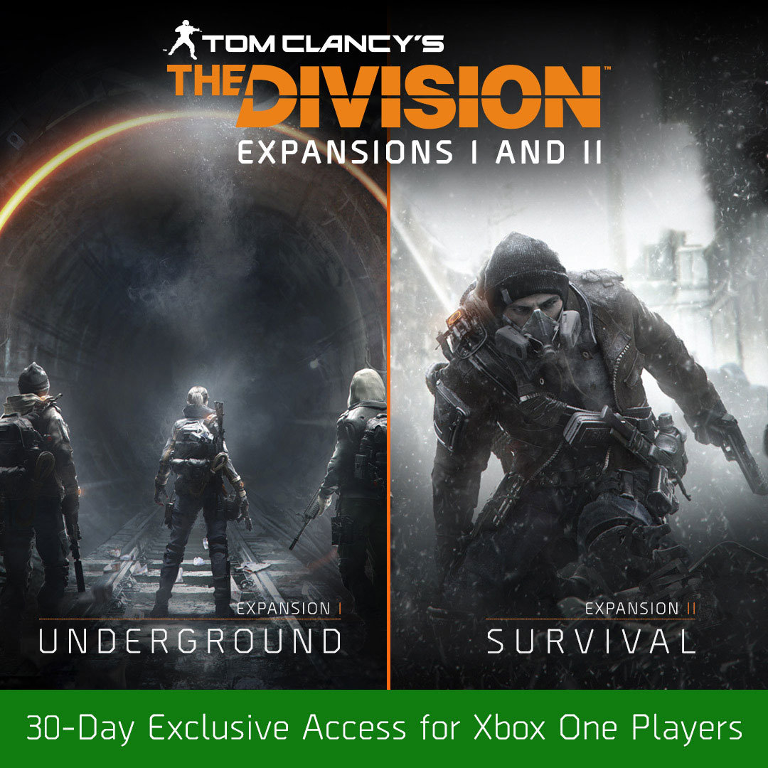 The Division DLC