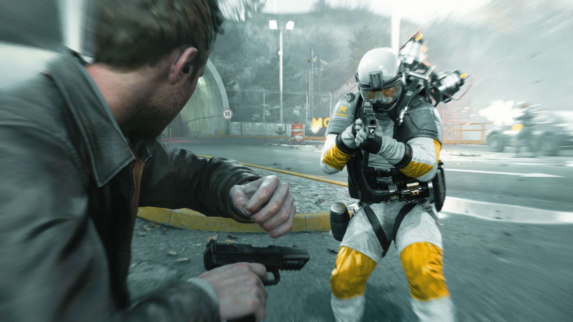 Xbox Quantum Break