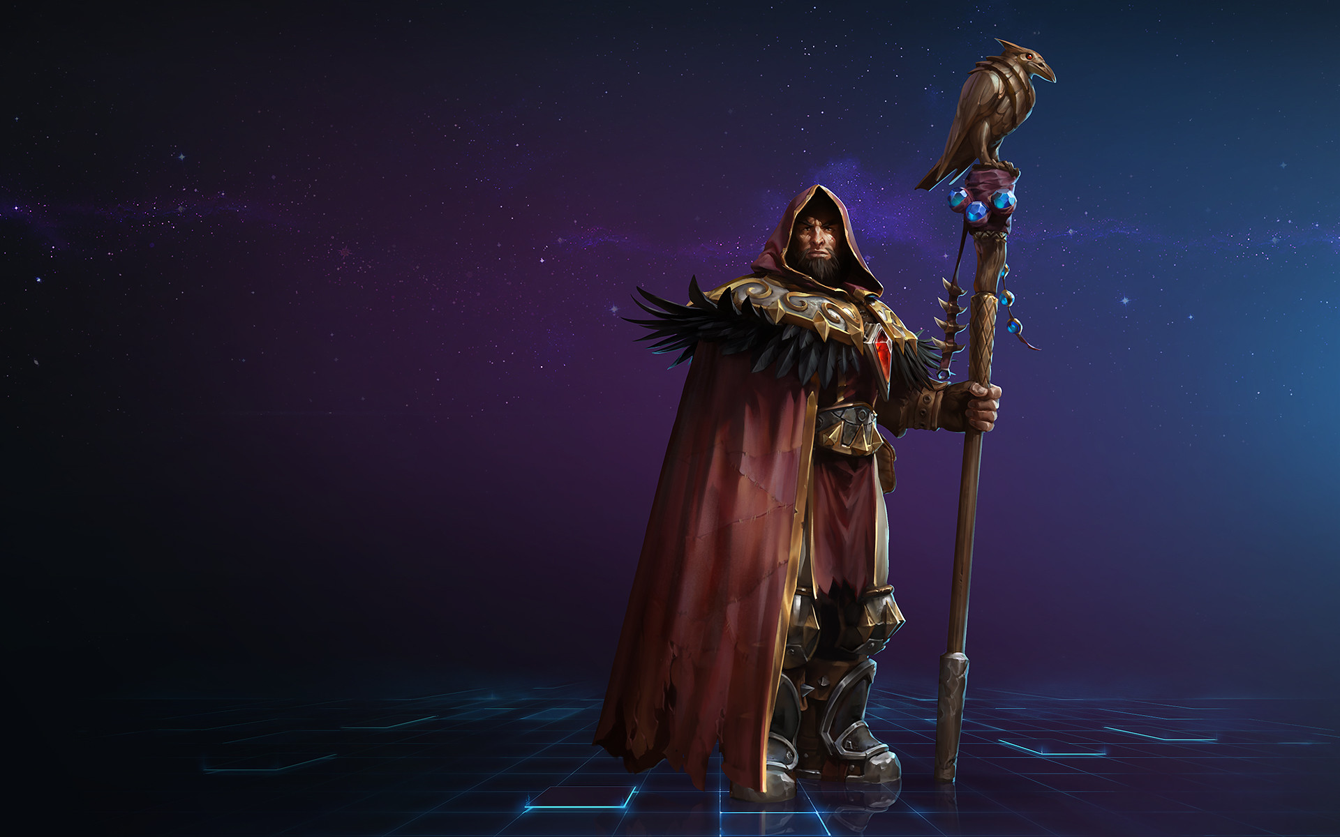heroes of storm personajes Medich