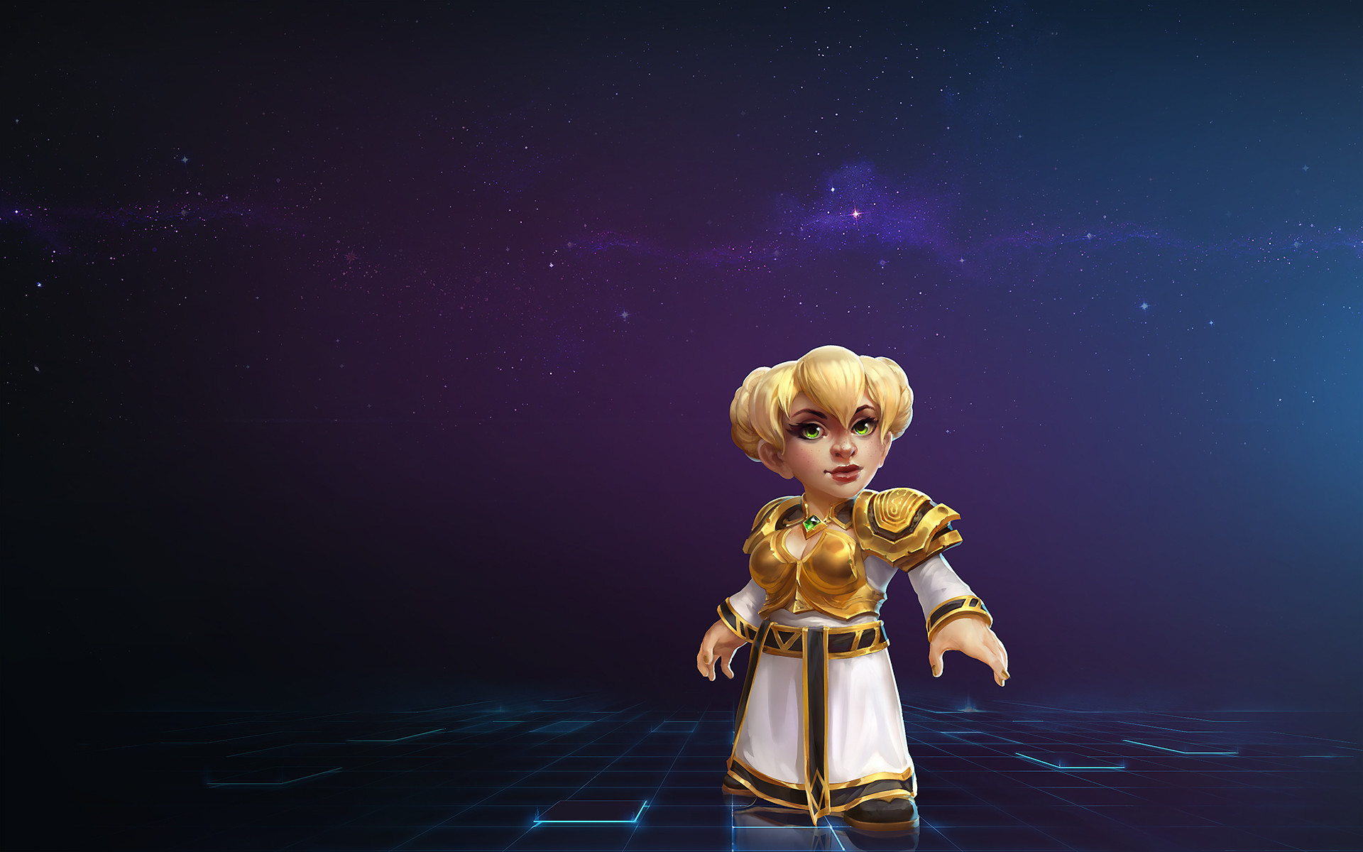 heroes of storm personaje chromie