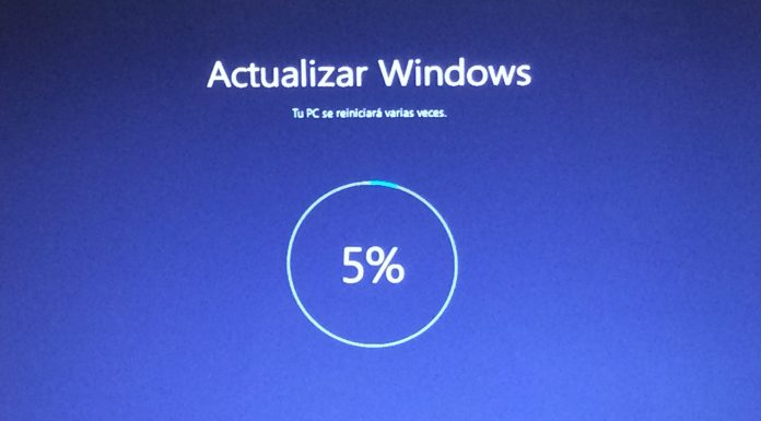 Actulizacion Windows 10