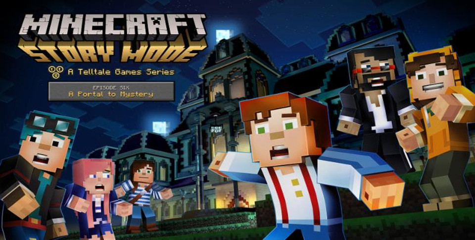 Minecraft Story Mode Episodio 6